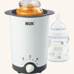 NUK elektrická ohřívačka na kojenecké lahve Thermo Express 3v1