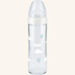 NUK FC+ lahev sklo New classic, 240ml