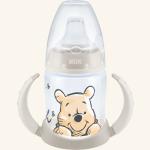 NUK First Choice lahvička na učení Medvídek Pú 150 ml