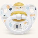 NUK Dudlík Classic Happy Kids, 6-18 měs.
