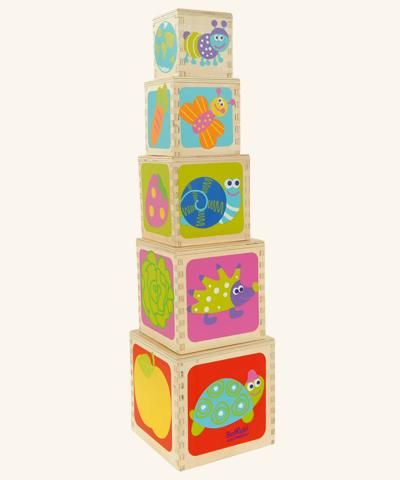 BoiKido 5 Pyramidenwürfel